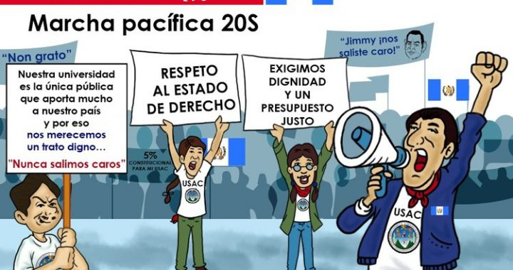 Marcha Pacífica 20S