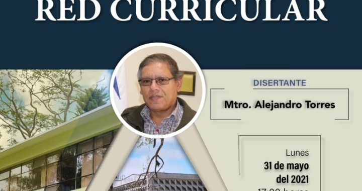 🎥 Conferencia: Red Curricular